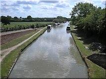 SP7155 : Gayton-Grand Union Canal by Ian Rob