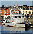 J5082 : HMS 'Pursuer' at Bangor by Rossographer