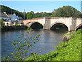 NY5228 : Eamont Bridge by Rod Allday