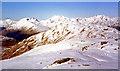 NN3100 : Ridge from Beinn Bhreac to Ben Reoch by wfmillar