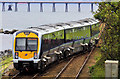 J4791 : Departure, Whitehead station by Albert Bridge