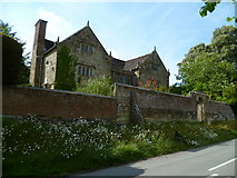 TQ3632 : The Manor House at West Hoathly by Shazz
