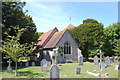 TV5597 : East Dean Church by Julian P Guffogg