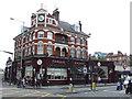 TQ2478 : Famous 3 Kings, West Kensington by Malc McDonald