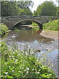 SE7485 : River Seven, a downstream view by Pauline E