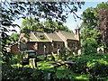 SJ6178 : Lower Whitley church by Tim Evans