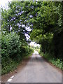 TM2456 : Hall Road, Charsfield by Adrian Cable