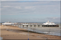 TV6198 : Eastbourne Pier by Richard Croft