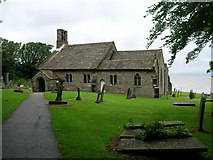 SD4161 : St Peter's Church, Heysham by JThomas