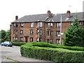 NS6266 : Sandstone tenements, Don Street by Richard Webb