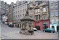 NT2573 : Drinking Fountain, Grassmarket by N Chadwick