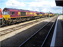 SU5290 : Scene at Didcot Parkway by Marathon