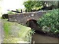 SE0512 : Huddersfield Narrow Canal, Bridge and Lock by David Dixon