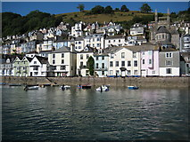 SX8751 : Harbour front in Dartmouth by Philip Halling