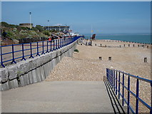 TV6198 : Eastbourne beach and promenade by Oast House Archive