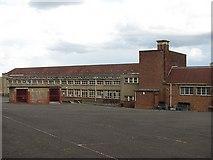 NS6168 : St Martha's R.C. Primary School by Richard Webb