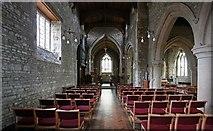 TL0394 : St Mary, Woodnewton - East end by John Salmon