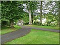 NU0411 : Entrance to Eslington Park by Oliver Dixon