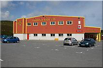 HU4642 : Garrick Bros. Ltd, Gremista Industrial Estate, Lerwick by Mike Pennington