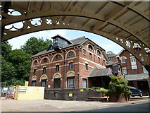 SX9192 : St Anne's Well Brewery, Exeter by Chris Allen