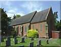 SO8690 : St John's Church in Swindon, Staffordshire by Roger  Kidd