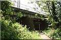 TG3018 : Wroxham Railway Bridge by Glen Denny