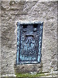 NZ1320 : Flush Bracket 2228, St Mary's Church by Maigheach-gheal
