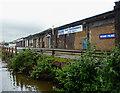 SJ8844 : Hyde Park Trading Estate, Stoke-on-Trent by Roger  Kidd
