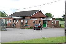 SJ8826 : Great Bridgeford Village Hall by Mick Malpass