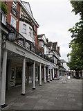 TQ5838 : The Pantiles, Tunbridge Wells by Richard Rogerson