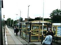 SJ3595 : Walton railway station by Raymond Knapman