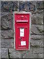 NZ1320 : Postbox, Staindrop by Maigheach-gheal