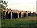 SK8171 : Fledborough viaduct by Richard Croft
