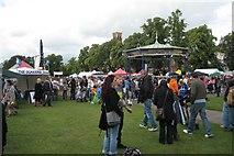 SP3165 : Leamington Peace Festival, 18-19 June 2011: 1/6 by Robin Stott