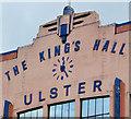 J3170 : The King's Hall, Balmoral, Belfast (2) by Albert Bridge
