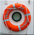 J5082 : Lifebuoy, Bangor by Rossographer