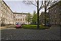 NT2673 : Hill Square, Edinburgh by Alan Findlay