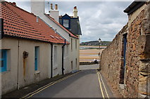NT4999 : A lane in Elie by Jim Barton