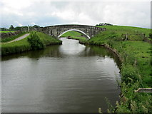 SD8948 : Bridge No 158 on the Leeds/Liverpool Canal by Chris Heaton