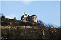NT2674 : The Old Observatory, Calton Hill by N Chadwick