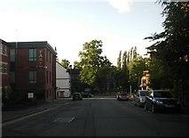 SJ8481 : Church Street, Wilmslow by Peter Bond