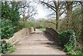 TQ1631 : West Sussex Literary Trail across Bolding Brook by N Chadwick