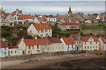 NO5402 : Houses by the harbour, Pittenweem by Jim Barton