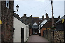 TQ4210 : North Court Lane by N Chadwick