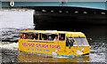 J3474 : Amphibious bus, Belfast (14) by Albert Bridge