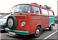 J3474 : Volkswagen T2 camper van, Belfast by Albert Bridge