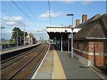 TM0932 : Manningtree railway station by Roger Jones