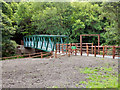 NZ1860 : Butterfly Bridge by David Dixon