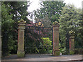 NY2623 : Gates to Fitz Park by Stephen Craven