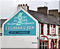 J4974 : Wall advertising, Newtownards by Albert Bridge